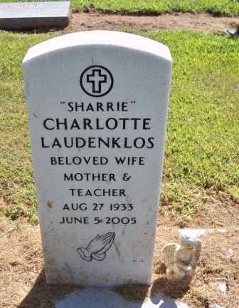 Charlotte I. Sharrie <i>Parolek</i> Laudenklos