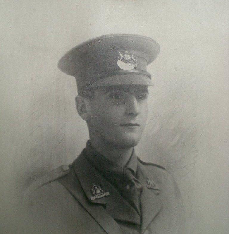 Capt Richard William Leslie Wain