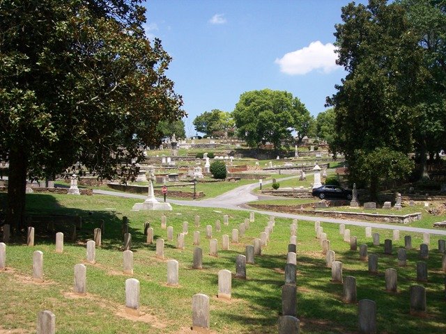 Myrtle Hill Cemetery
