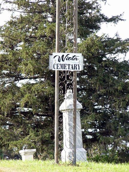 Wiota Cemetery