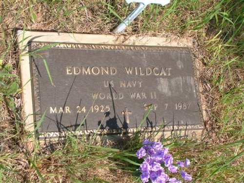 Edmond Sawanee Eddie Wildcat