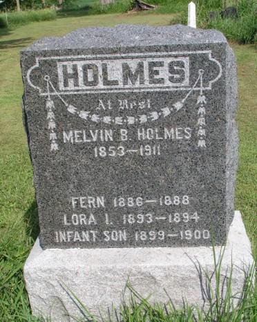 Melvin B. Holmes