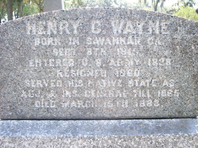 Henry Constantine Wayne