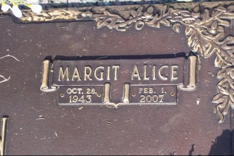 Margit Alice <i>Poulsen</i> Bryan
