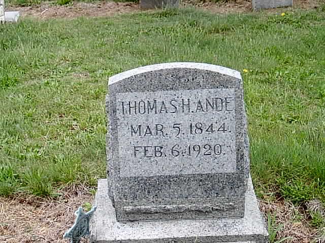 Thomas Ande