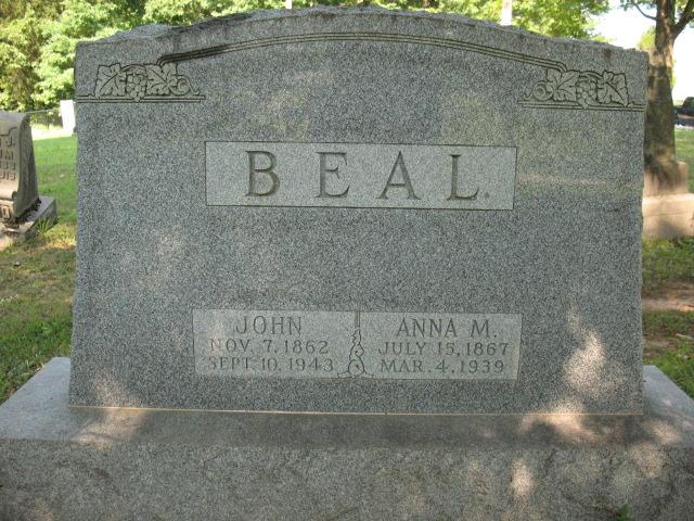 Anna M. Beal