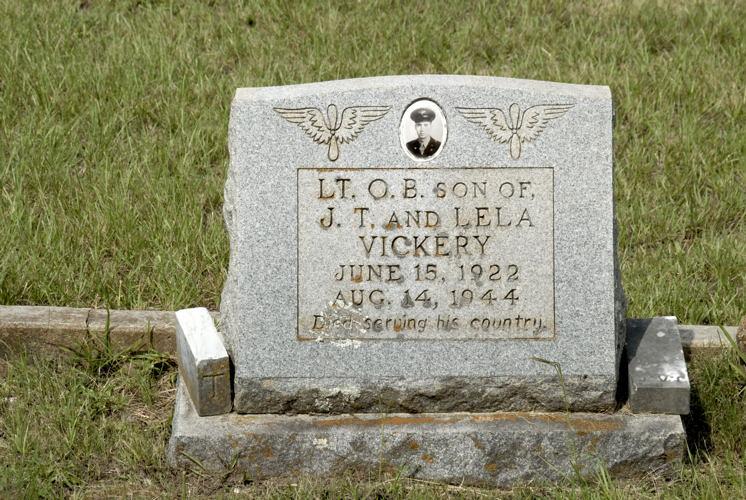 Lieut O. B. Vickery