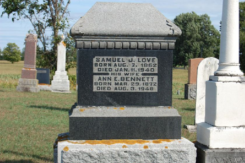 Samuel James Love