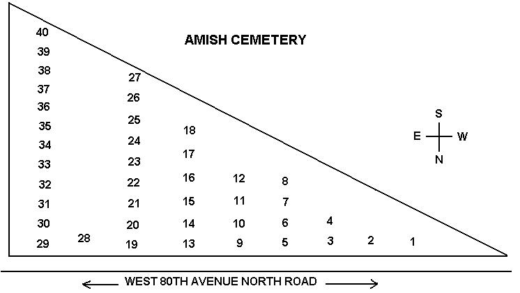 Amish Cemetery