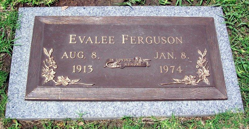 Evalee <i>McCormack</i> Ferguson