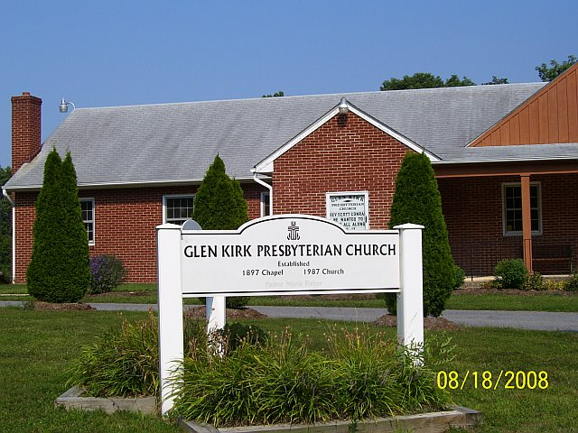 Glen Kirk Presbyterian Church Cemetery