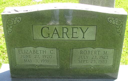 Robert M Garey