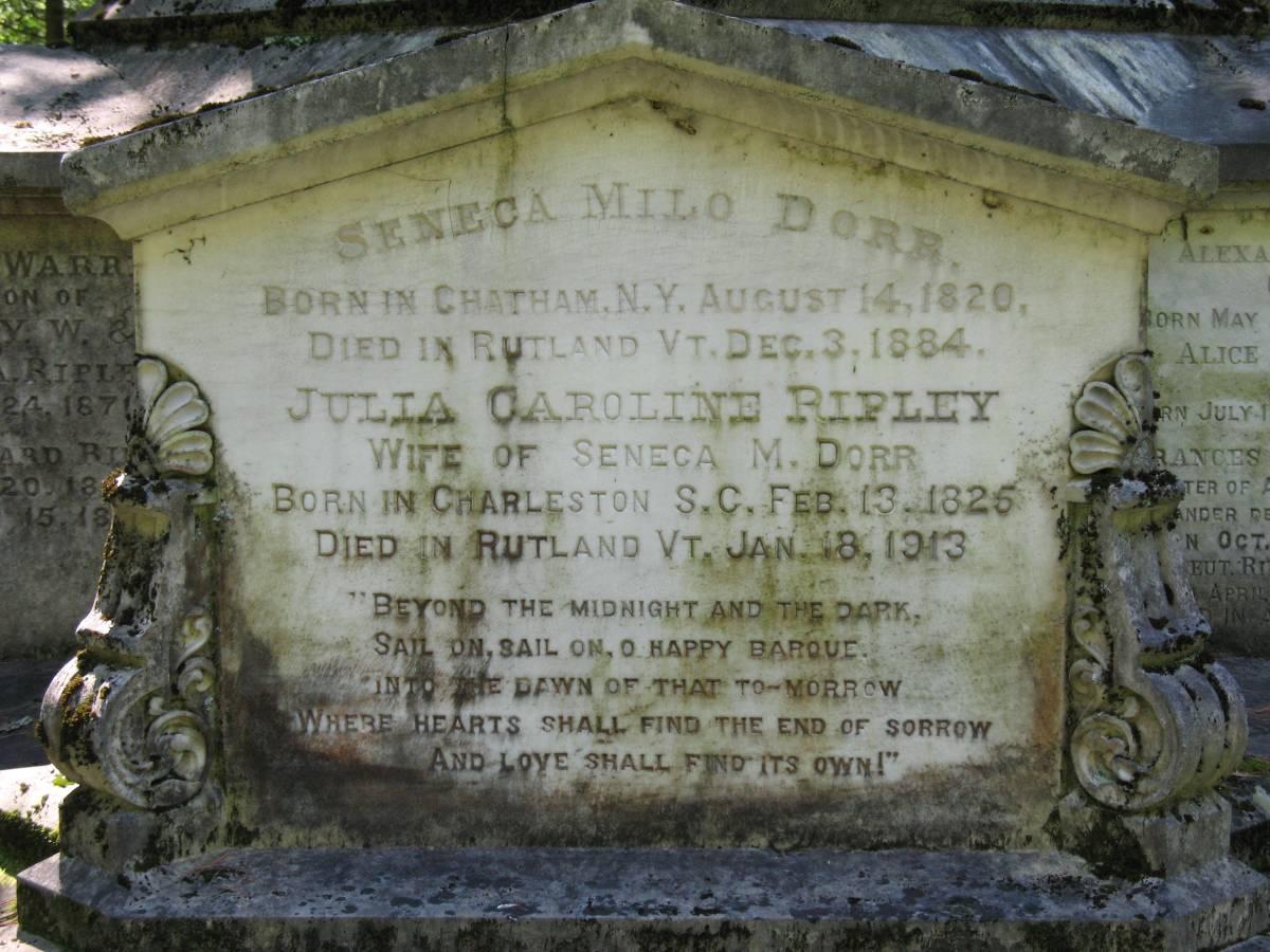 Seneca Milo Dorr