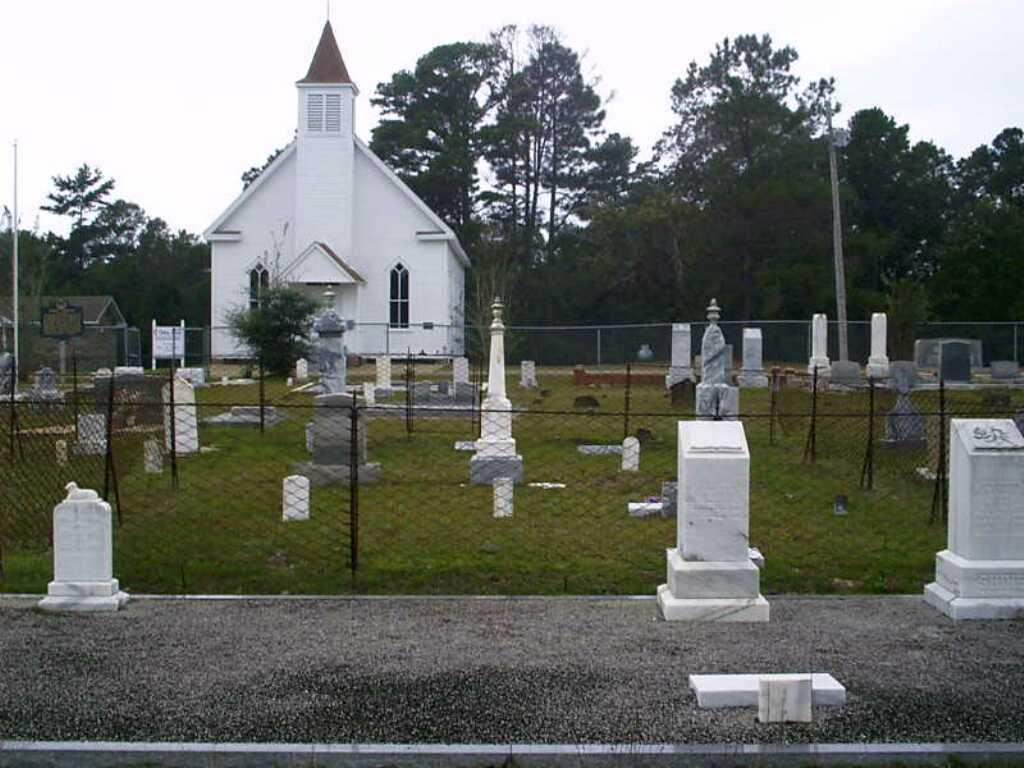 Oakey Streak Methodist Church Cemetery