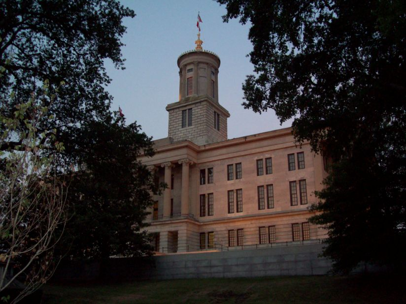 Tennessee State Capitol Building and Grounds