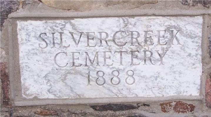 Old Silvercreek Cemetery