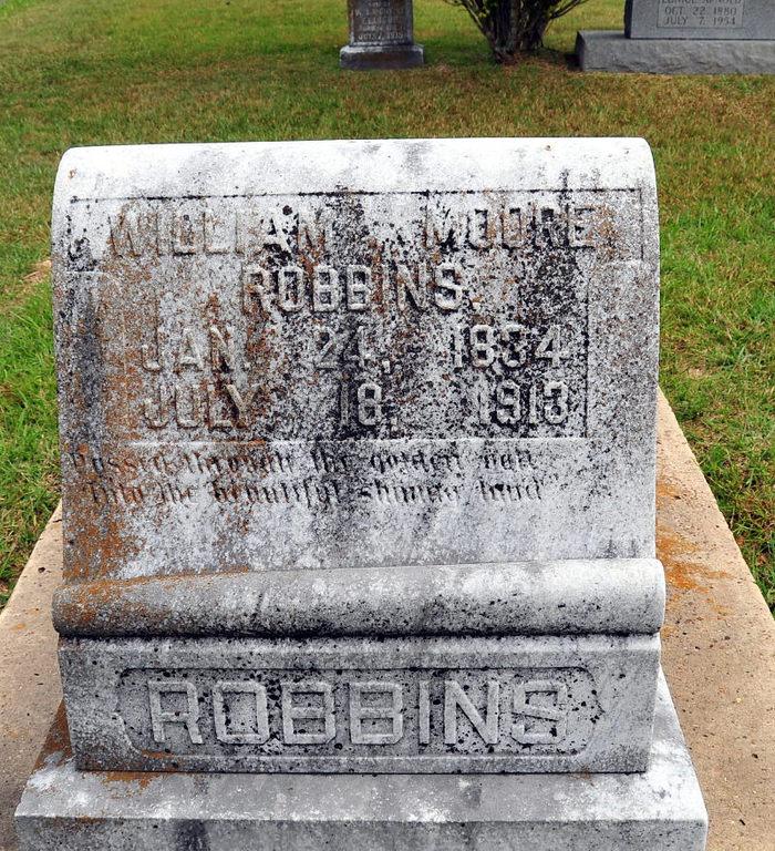 William Moore Robbins