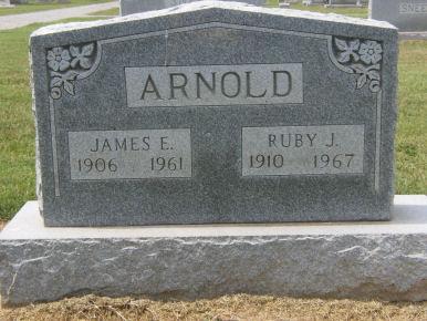 James Edward Arnold, Sr