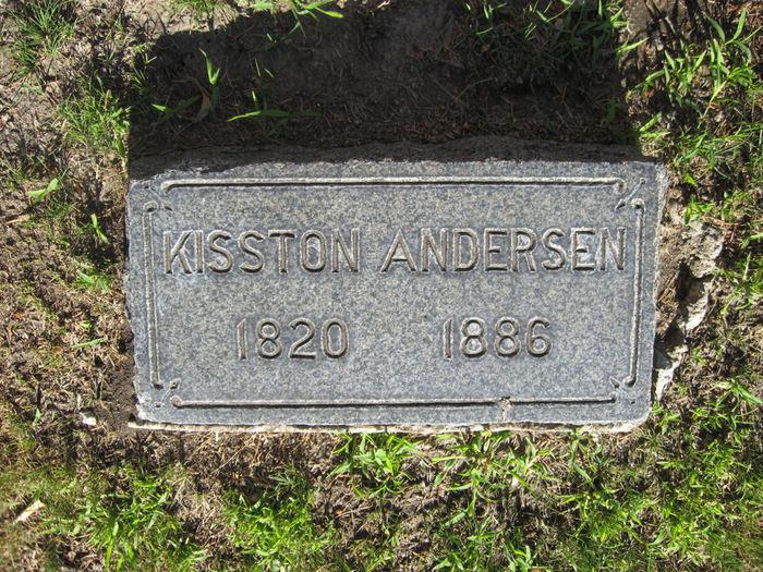 Kisston <i>Nielsen</i> Andersen