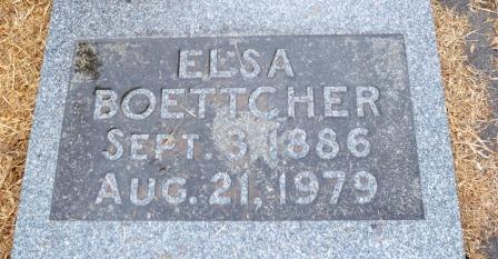 Elsa <i>Pohl</i> Boettcher