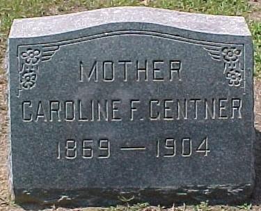 Caroline F Centner