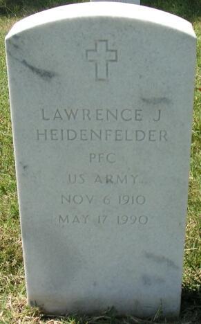 Lawrence Joseph Larry Heidenfelder