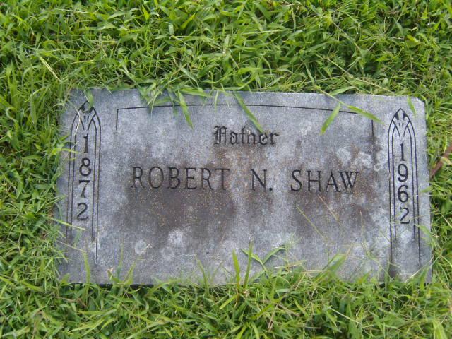 Robert Newell Shaw