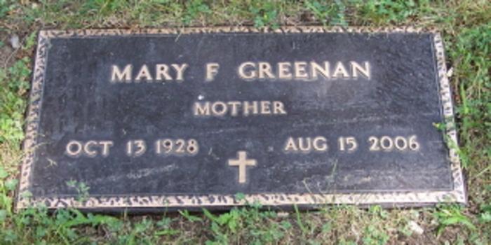 Mary Frances <i>Pirkl</i> Greenan