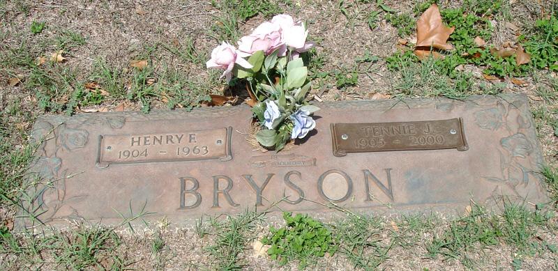 Henry Franklin Bryson