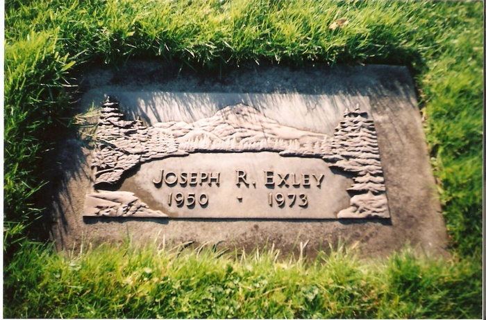 Joseph Ronald Exley