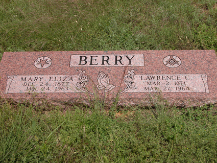 Mary Elizabeth <i>Prewitt</i> Berry