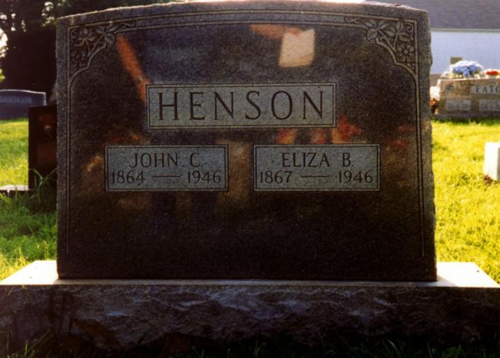 John Clinton Henson