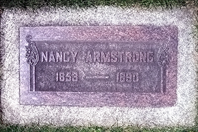 Nancy Nannie <i>Hamilton</i> Armstrong
