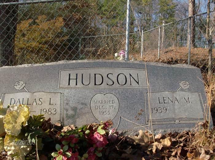 Dallas Lewis Hudson