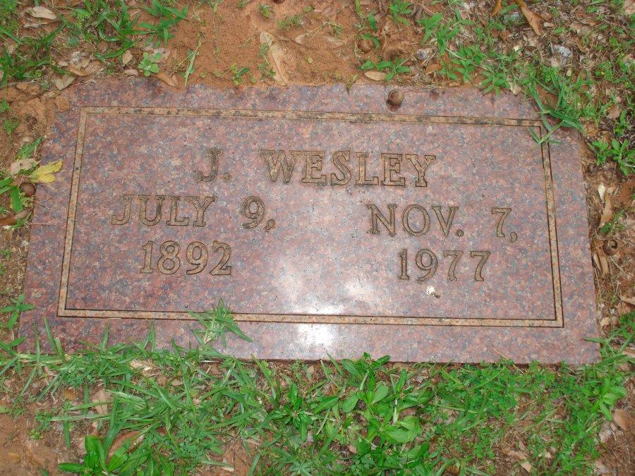 John Wesley Bearden