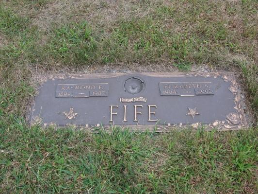 Raymond Edgar Fife
