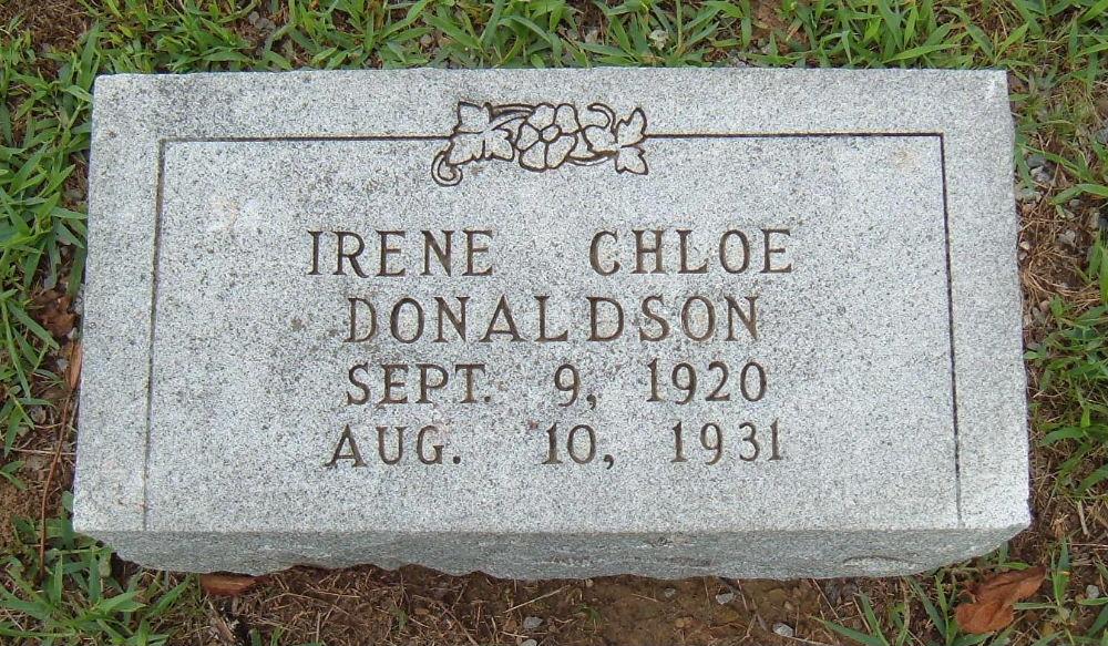 Chloe donaldson