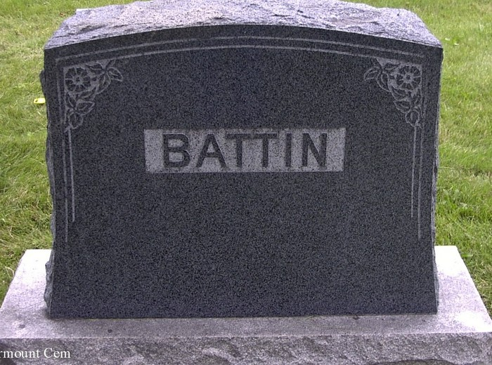 Una <i>Davis</i> Battin