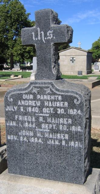 John W. Hauser