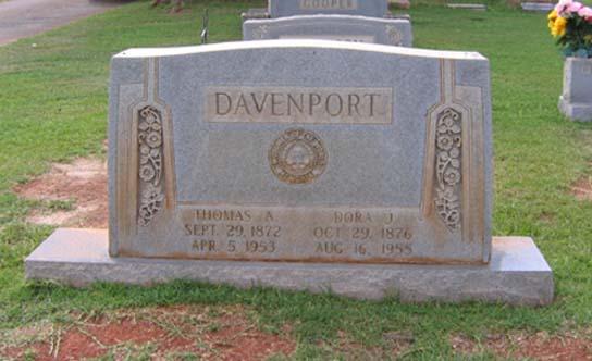 Dora Jane <i>Rose</i> Davenport
