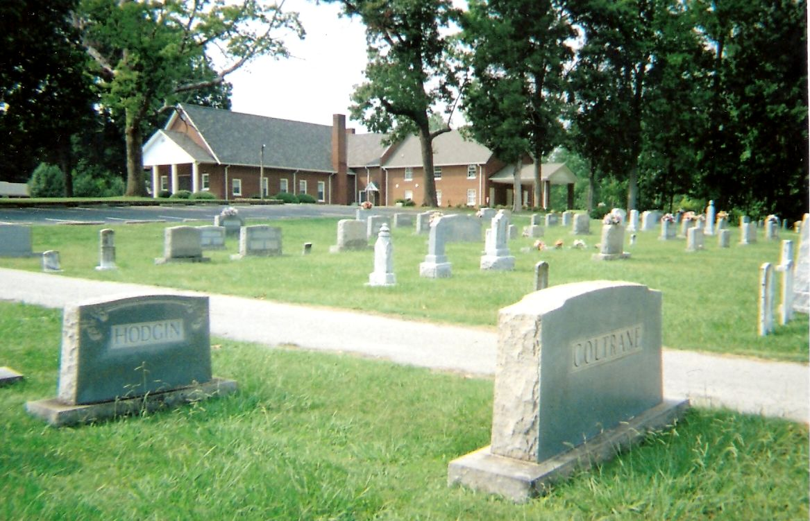 Centre Friends Meeting Cemetery