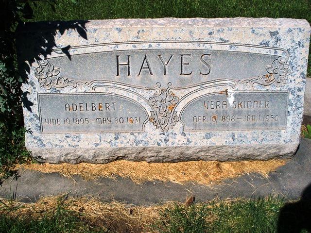 Vera <i>Skinner</i> Hayes