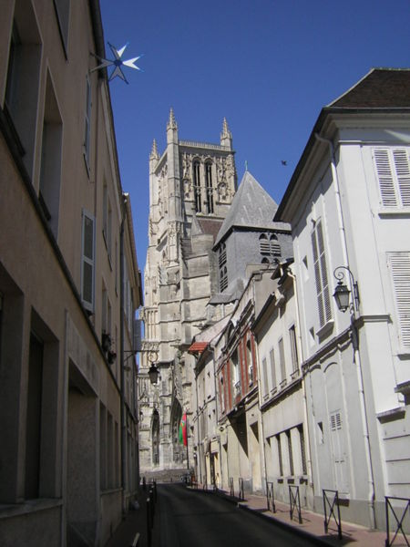 Cathedrale Saint-Etienne de Meaux