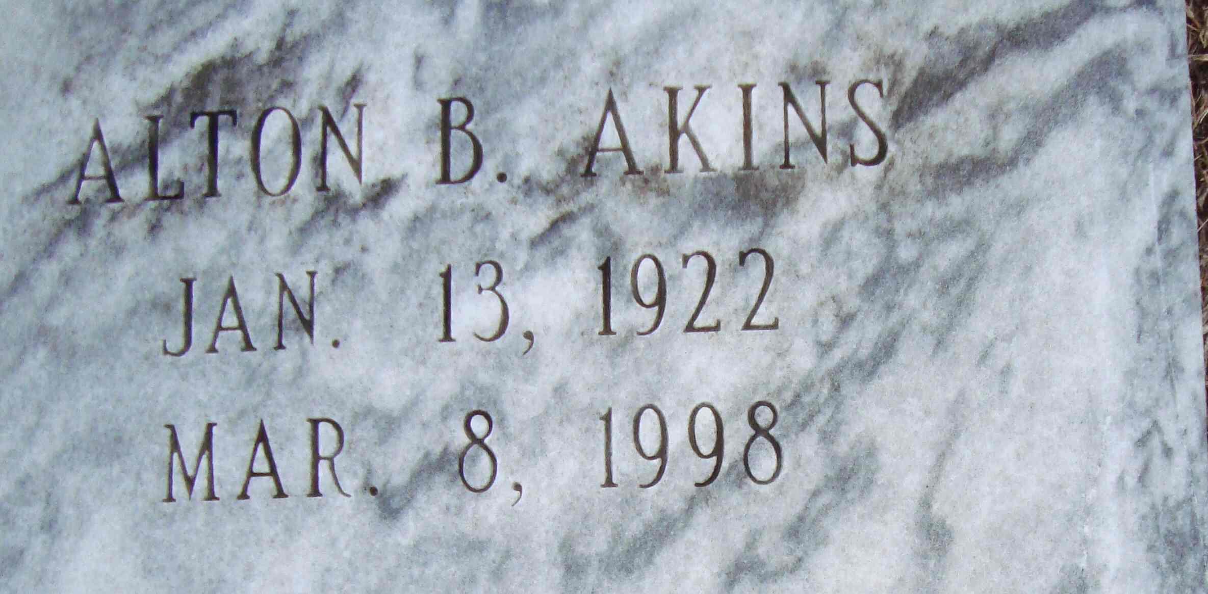 Alton B. Akins