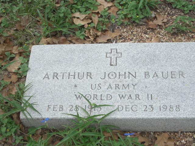 Arthur John Bauer