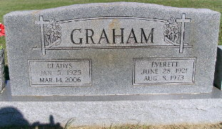 Gladys Ruth <i>Dollins</i> Graham