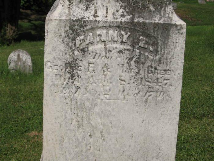 Fanny E. Green