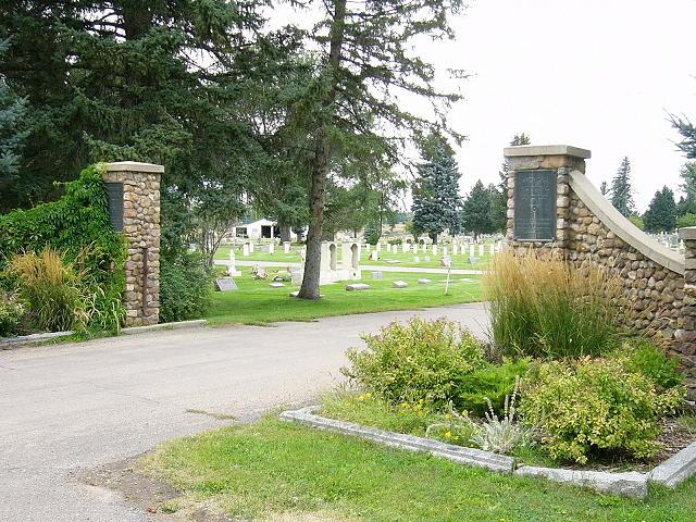 Sheridan Municipal Cemetery