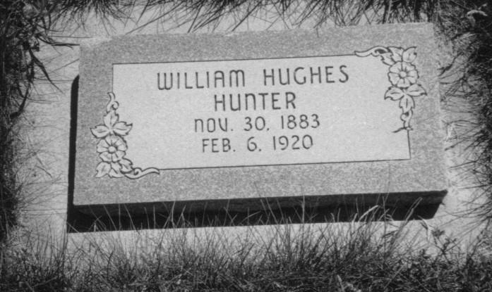 William Hughes Hunter