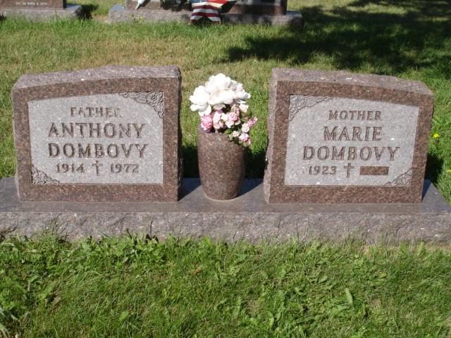 Anthony Dombovy